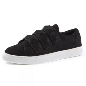 Rebecca Minkoff Becky Black Suede Shoes 9